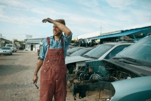 How IT Sector Promotes Scrap Car Removal Business